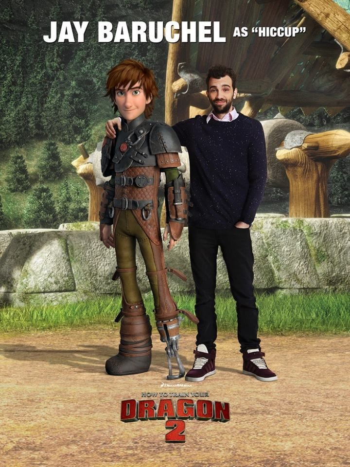 Hiccup and jay baruchel httyd pinterest jay baruchel hiccup how to train your dragon they actually look a little alike hiccup and jay baruchel ccuart Image collections