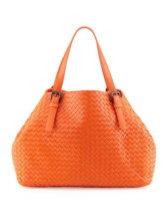 Veneta A Shape Large Tote Bag