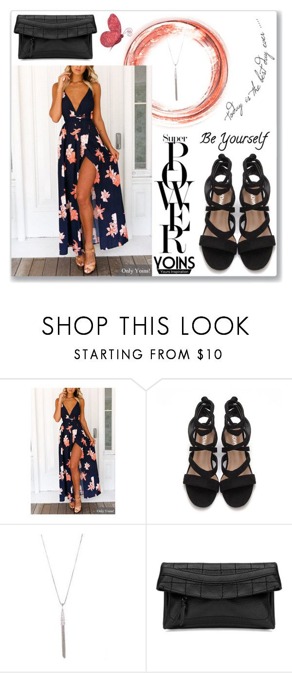 """""""Yoins 30"""" by abecic ❤ liked on Polyvore featuring yoins, yoinscollection and loveyoins"""