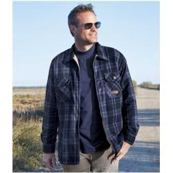 Shirt jacket with Teddyfutter Atlas For MenAtlas For Men