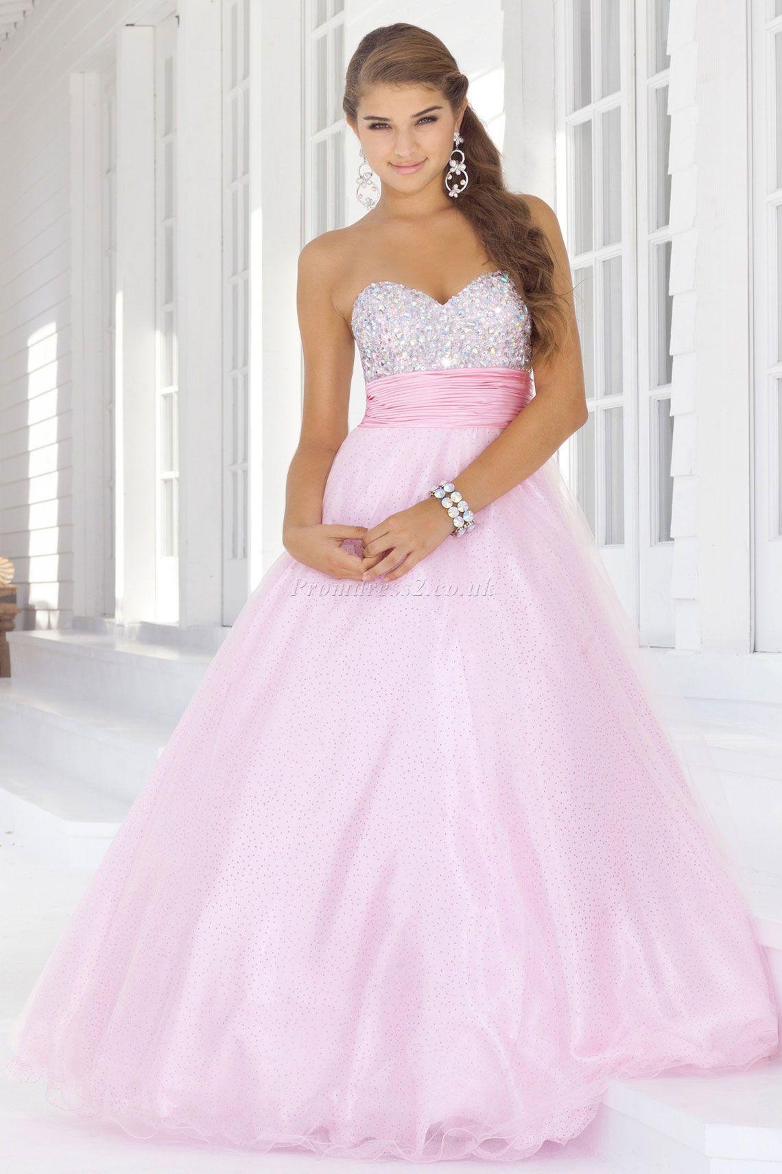 prom dress | Vestidos de XV años | Pinterest | Años y Vestiditos