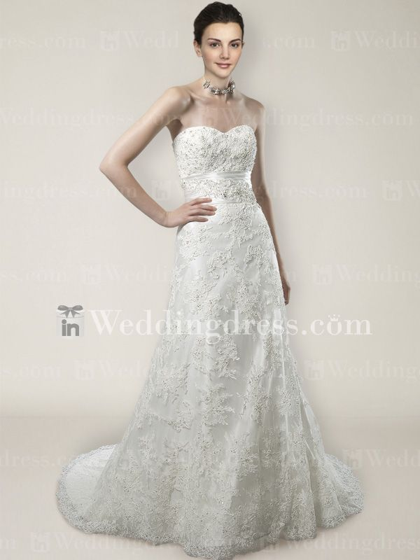 Beach Informal Wedding Dress with Batwing Top BC154 | Beaded lace ...