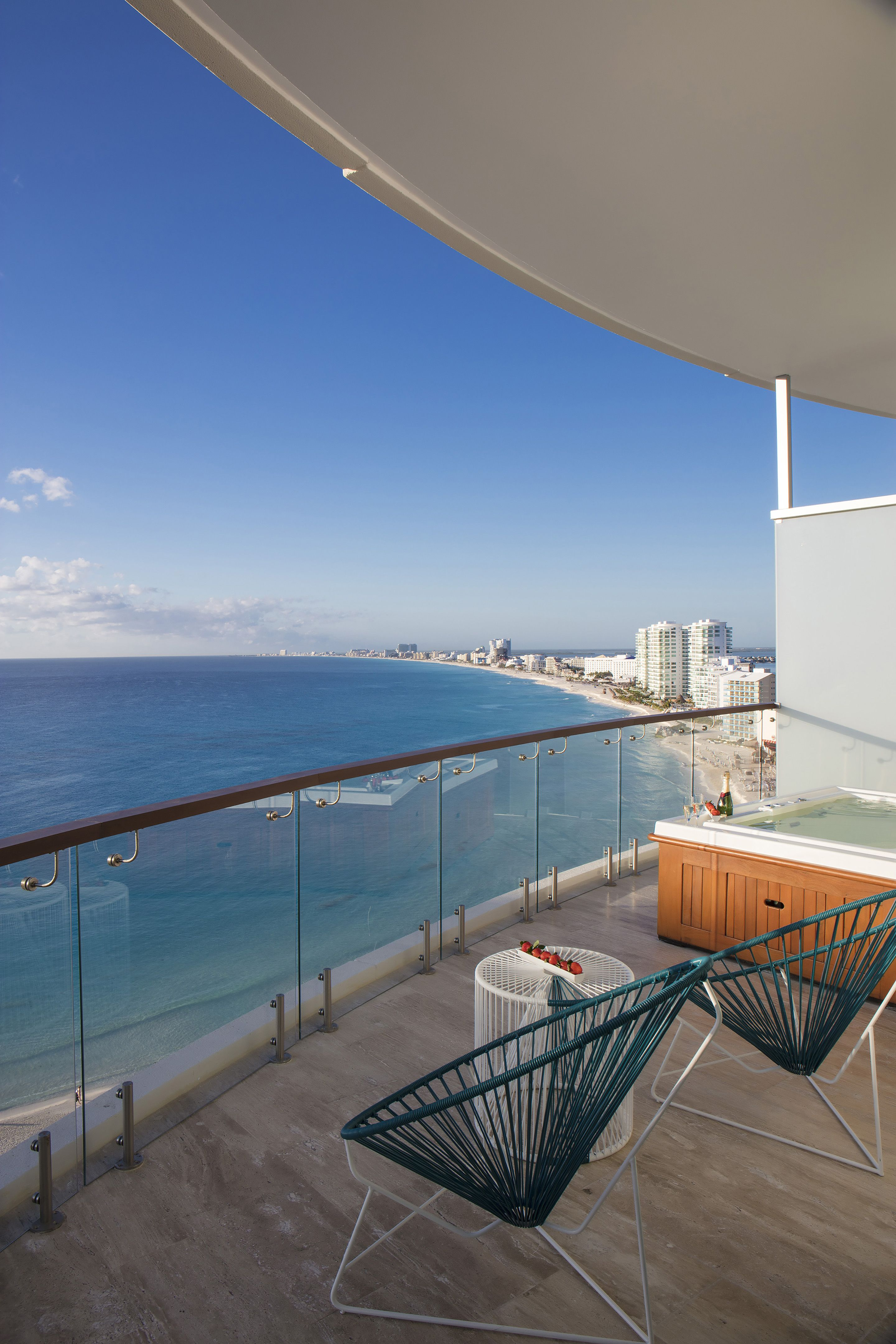 A Beautiful View Is Waiting For You At Reflect Krystal Grand Cancun