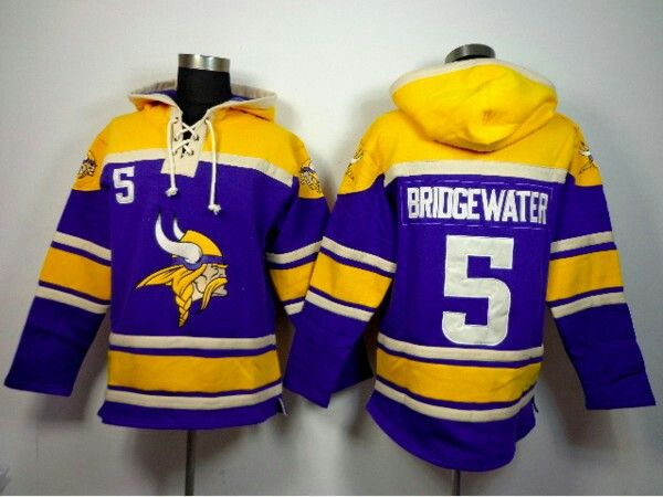 Vikings hockey sweater  eec52d45b