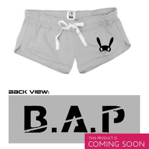 BAP Shorts Coming Soon to Munkypop.com