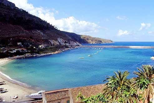 Sicily - when I lived in Gaeta, Italy, my friend took me to her home in Sicily for a long weekend...it was amazing!