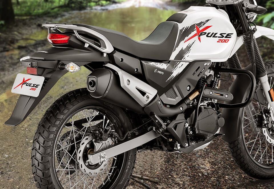 Hero Xpulse 200 Mileage Specifications Photos Xpulse 200 On