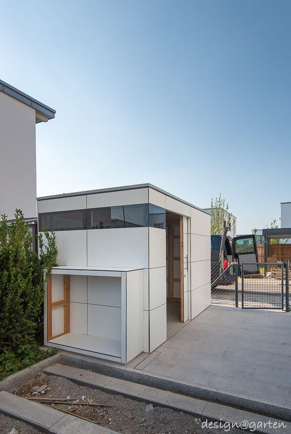 Gartenhaus nach Maß mit Holzlager in 85586 Poing München