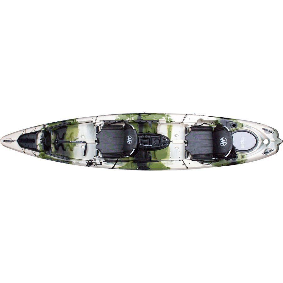 Jackson Kayak Big Tuna Rudder Ready Kayak - 2019 | Paddle