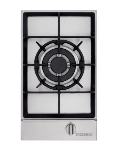 Technika 300mm 1 Burner Gas Cooktop Wok H310stxpro