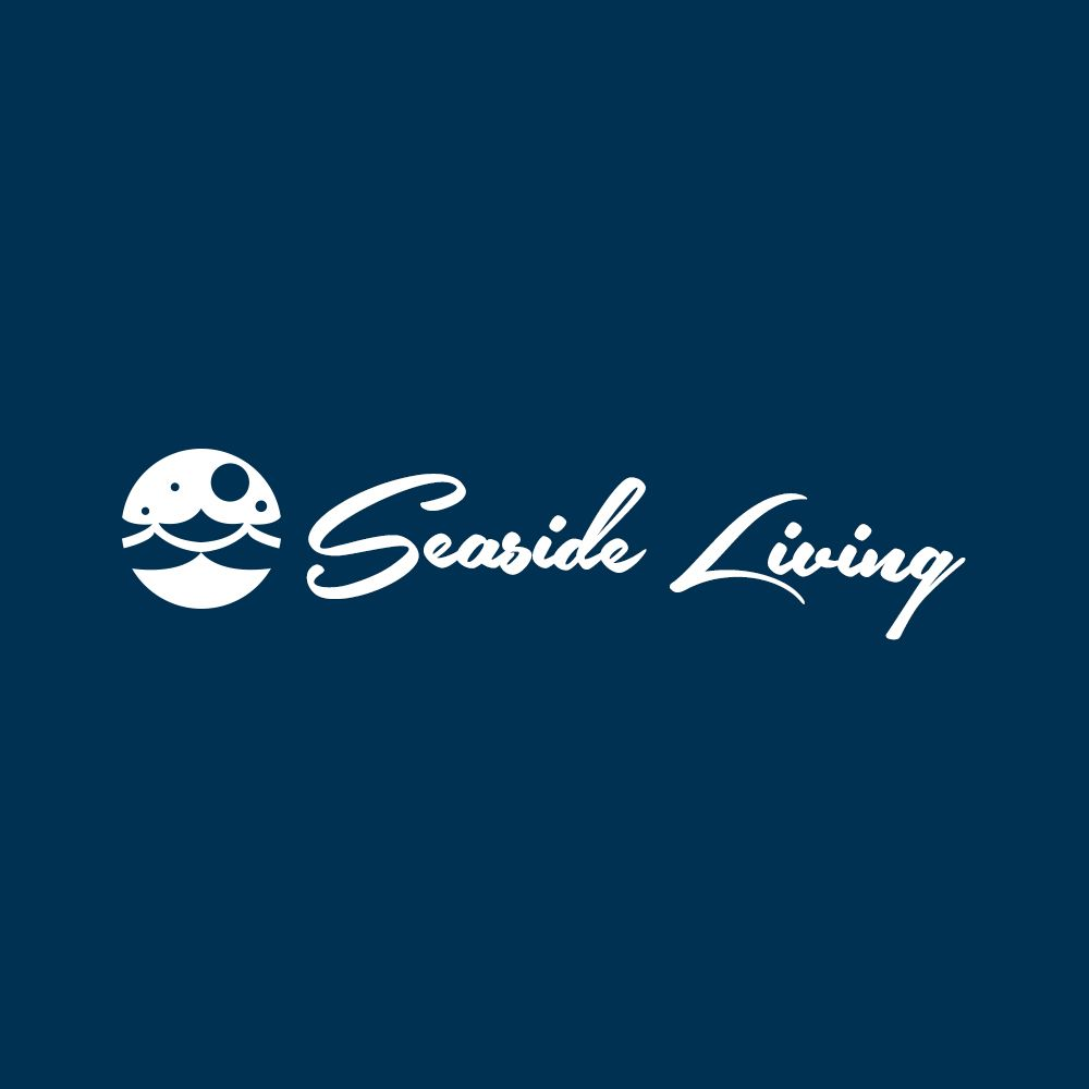 """Logos """"Seaside Living"""""""