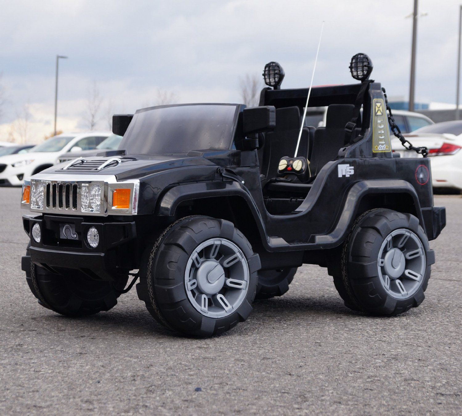 Hummer H2 A26 Ride On Car With Electric Remote Control List Price