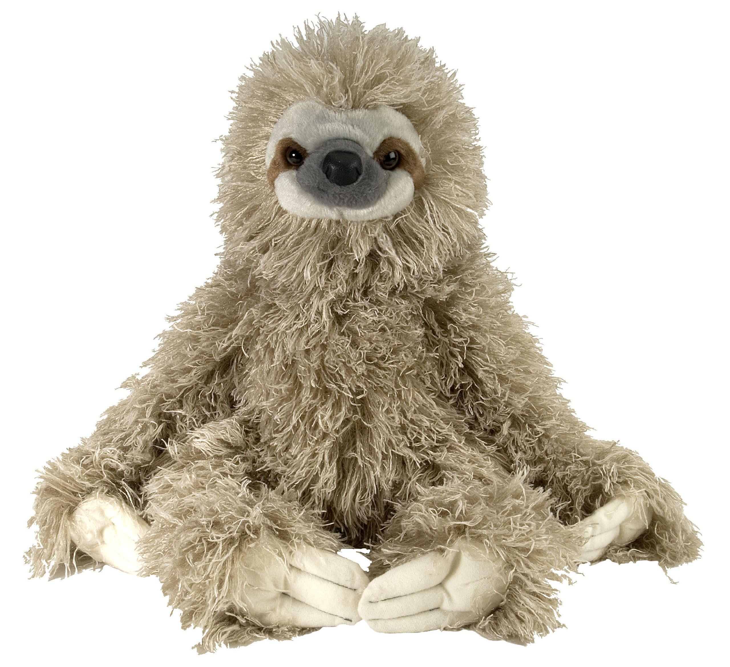 Sloth going to the bathroom - Amazon Com Wild Republic Cuddlekin Three Toed Sloth 12 Plush Toys