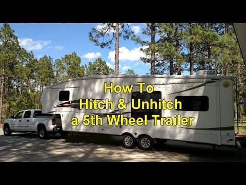 Rv 101 Rv How To Videos Rv Tips Hints Information From Rv Expert Mark Polk 5th Wheel Trailers 5th Wheels Fifth Wheel Trailers