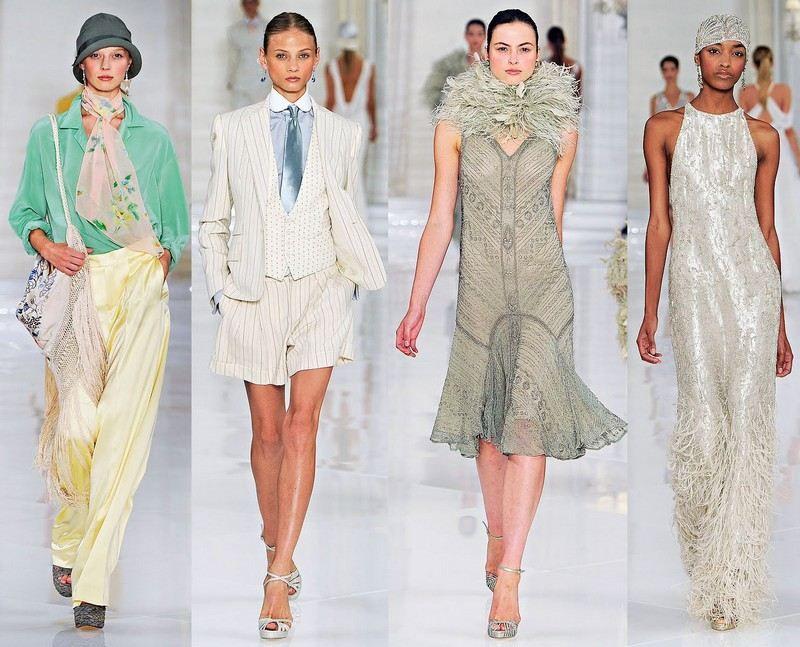 20er Jahre Outfits - Anzüge und Abendkleider   Hochzeit Kleider ...