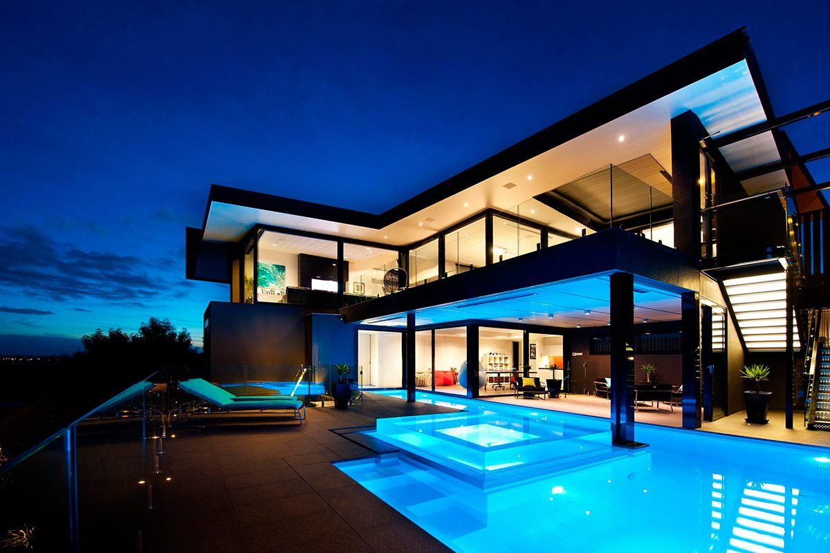 modern day houses
