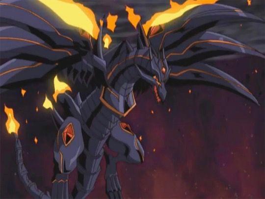 Red Eyes Darkness Metal Dragon Black Dragon White Dragon Future Poster