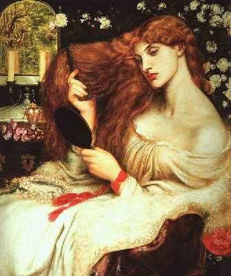 Lilith & Eden's Bower by Dante Gabriel Rossetti