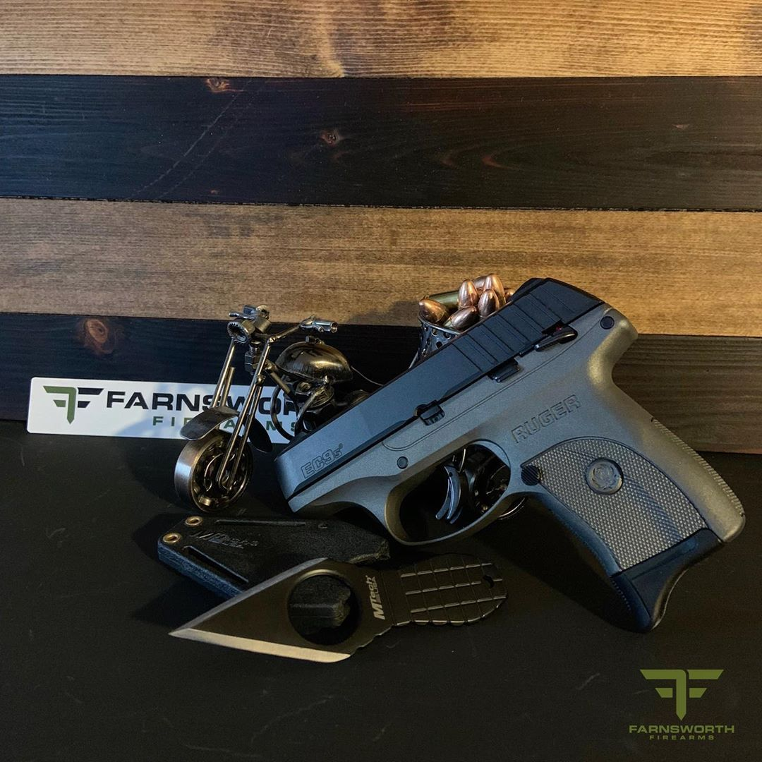 "Farnsworth Firearms -Gun Store on Instagram: ""Ruger EC9S"