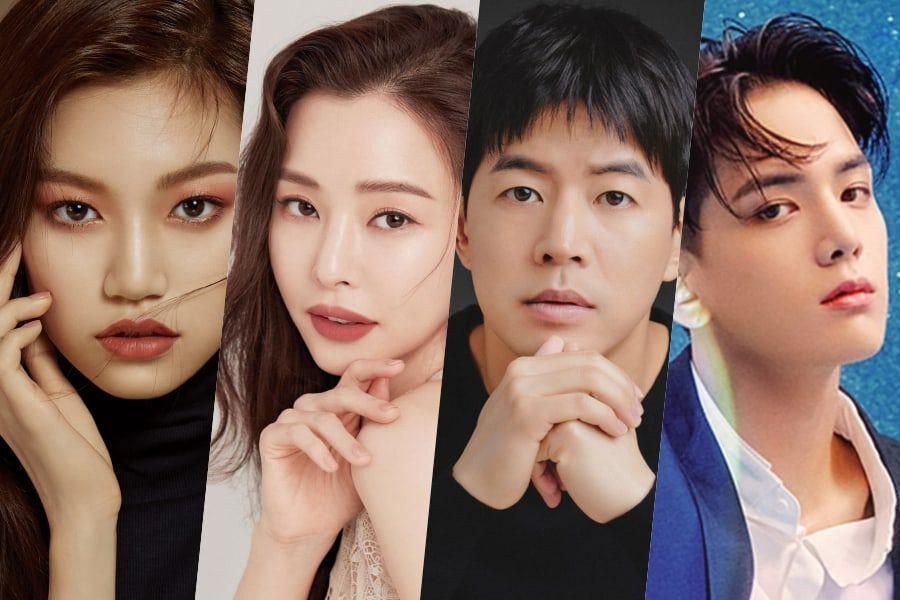 Weki Meki's Kim Doyeon Joins Honey Lee, Lee Sang Yoon, And THE BOYZ's Younghoon In New Rom-Com Drama