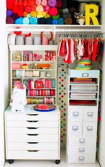 Das nenne ich organisiert!