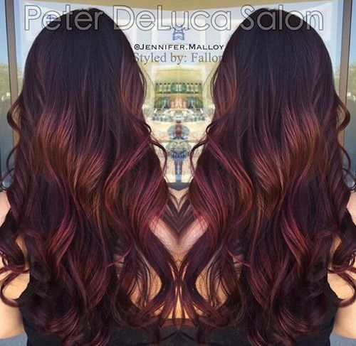 40 Hair Color Ideas That Are Perfectly On Point Hair Ideas