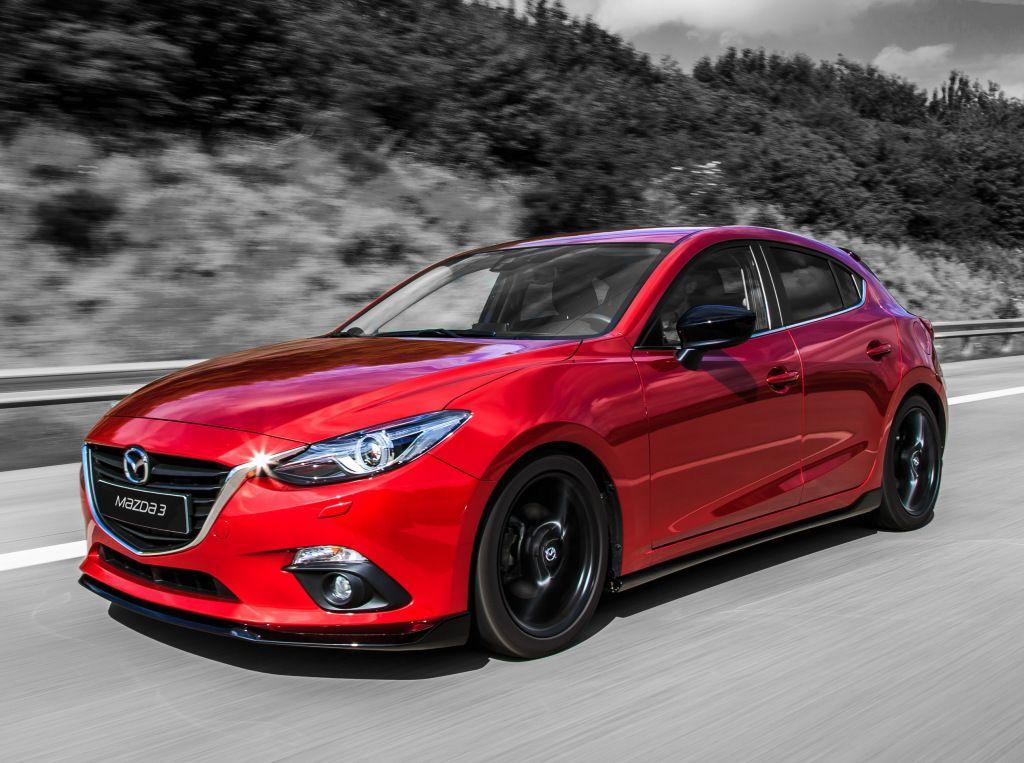 "Mazda3 ""Black Limited"" (BM) '2015 C_C a r s 4k +pins"