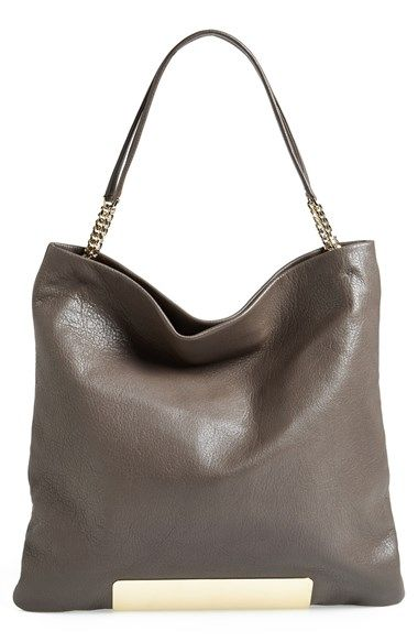 5b8ff9c78d27 Jimmy Choo  Charlie  Convertible Leather Tote available at  Nordstrom
