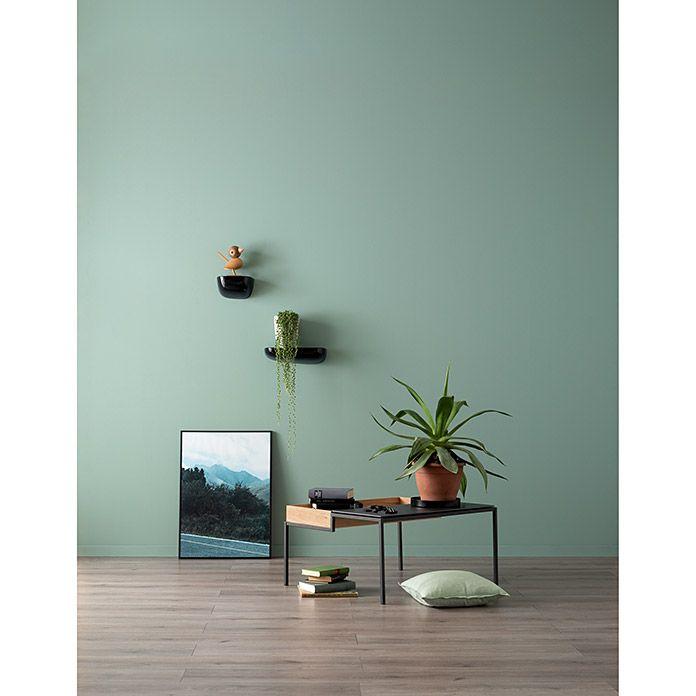 Schoner Wohnen Wandfarbe Designfarbe In 2020 Schoner Wohnen Wandfarbe Schoner Wohnen Farbe Malerei Wandgestaltungen