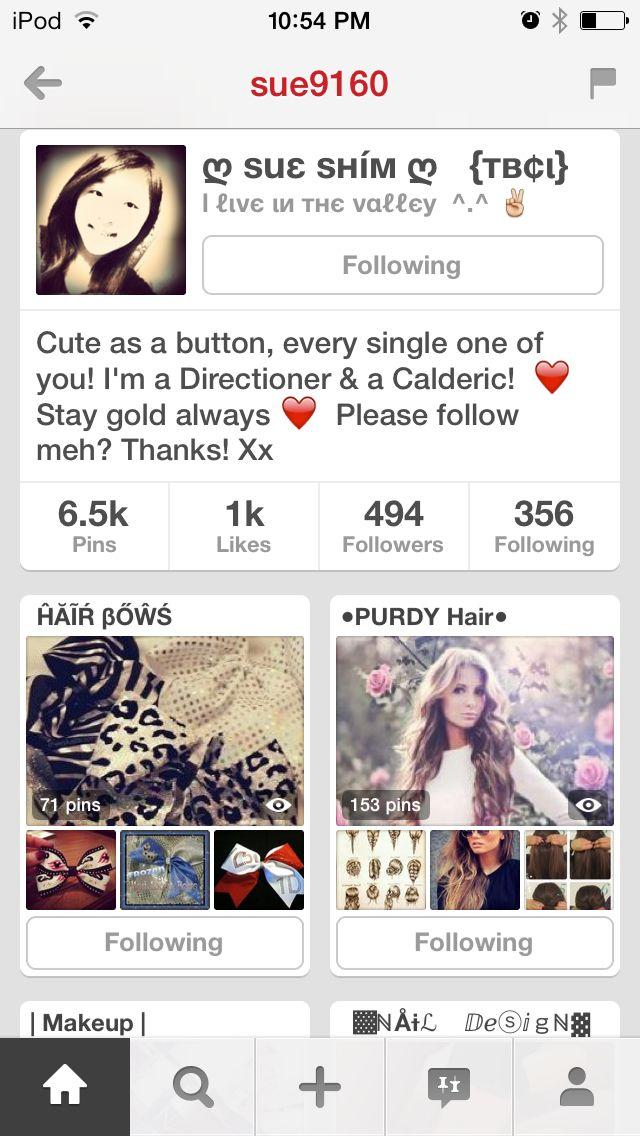 Follow her!!!
