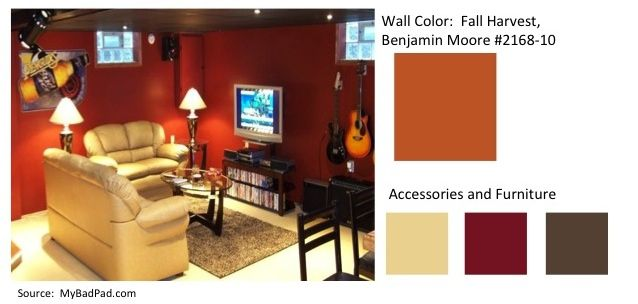 Top 5 Man Cave Colors Divine Ny Co Man Cave Colors Man Cave Man Cave Decor