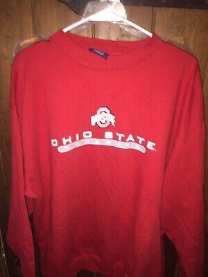 Ohio State Buckeyes 80/20 XL Sweatshirt | eBay