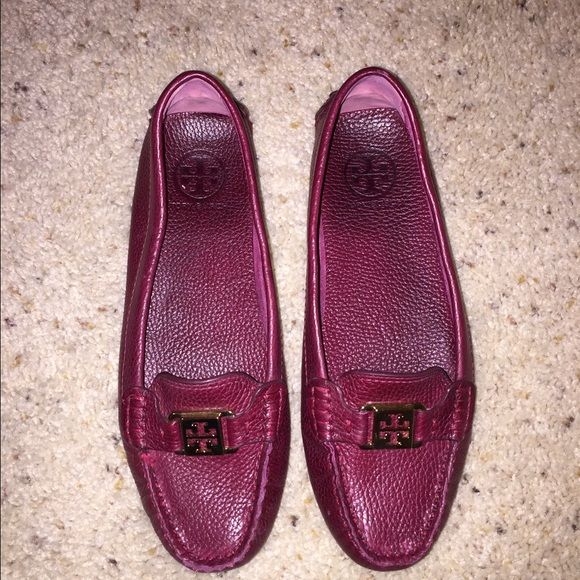 e32865af3 Tory Burch Loafers Tory Burch loafers with minor signs of wear ...