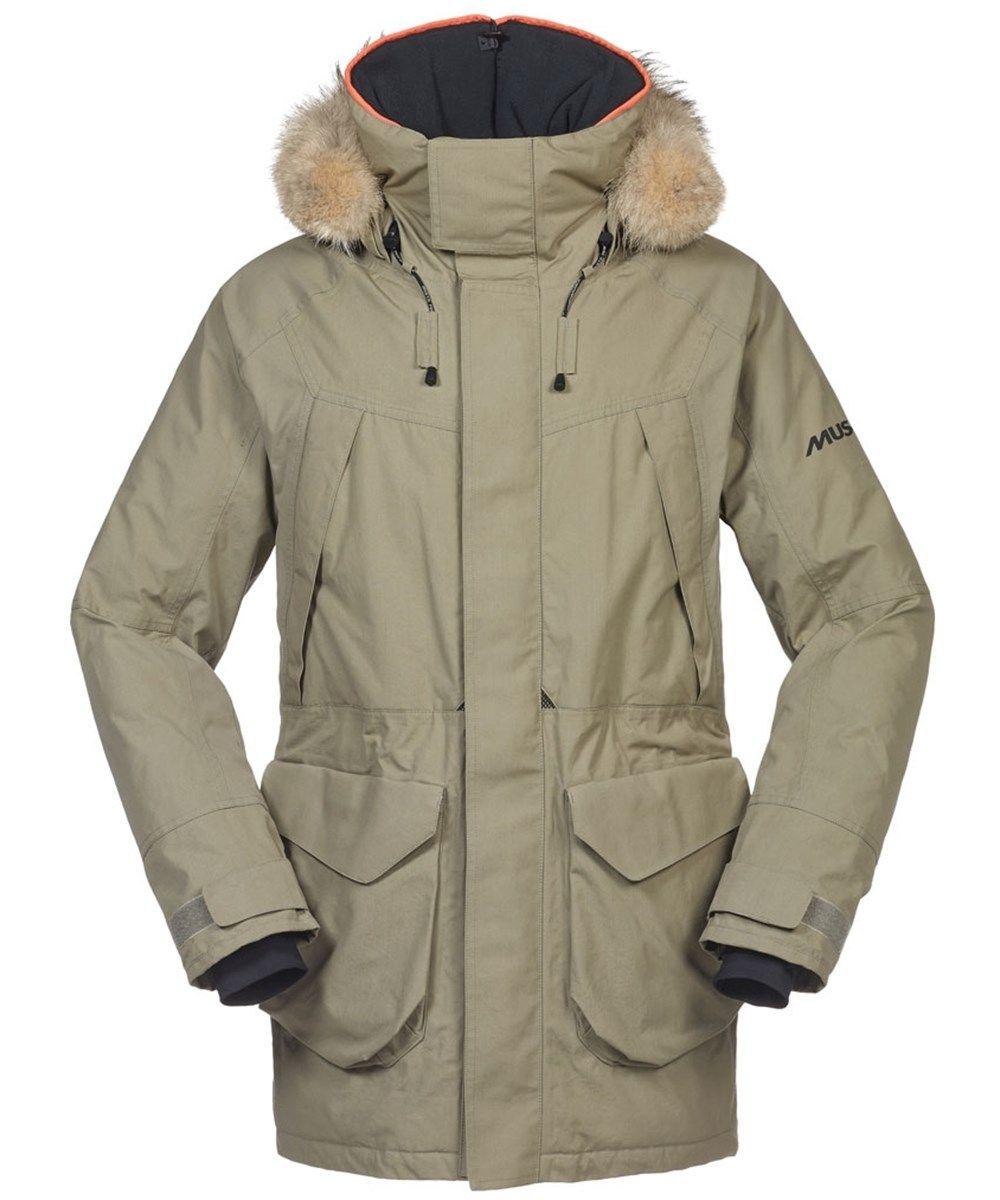 Men's Musto Ventile Arctic PRIMALOFT® Parka - Covert Green