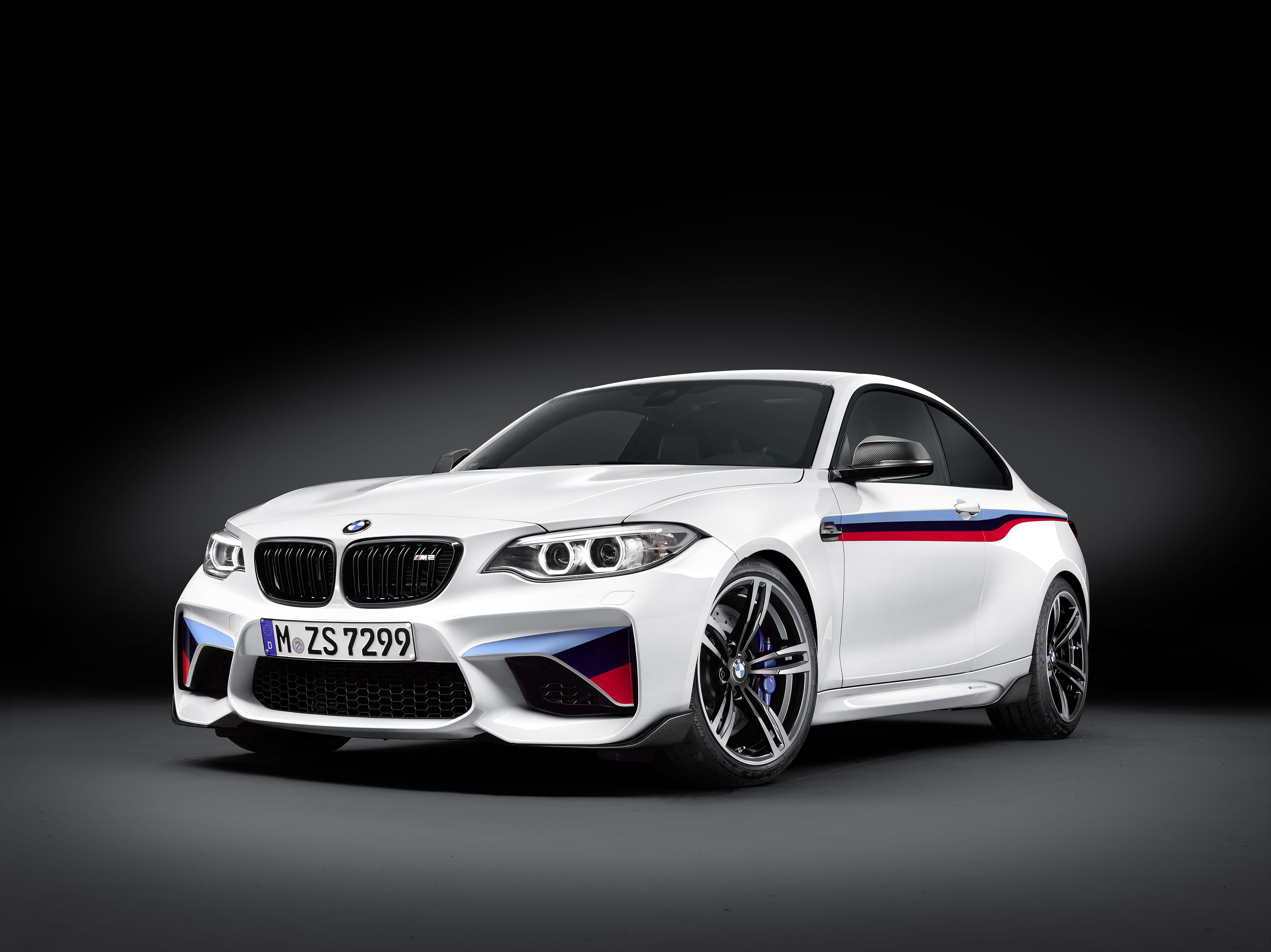 Bmw m performance parts to be available for new coupe starting march