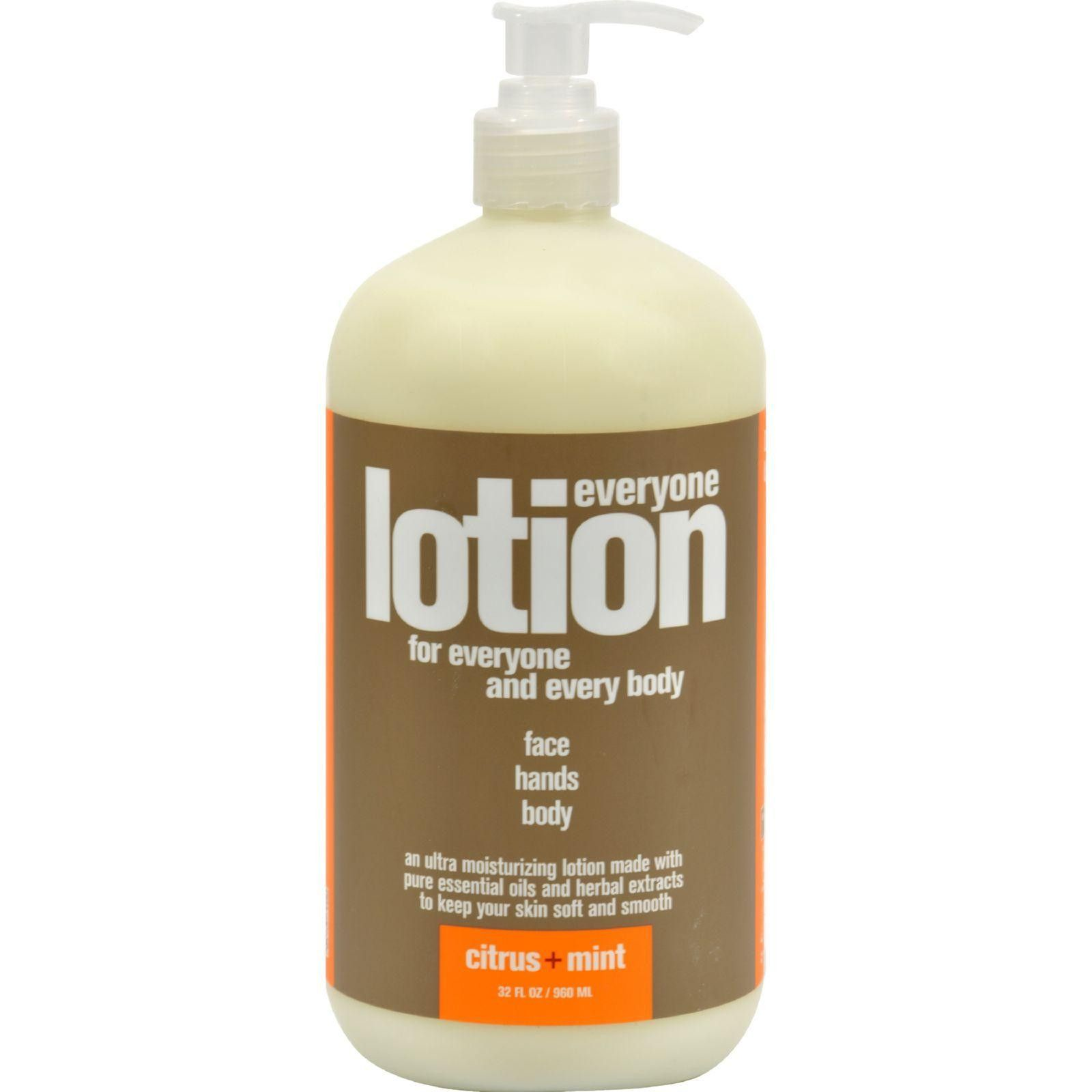 Eo Products Everyone Lotion Citrus And Mint 32 Fl Oz Eos