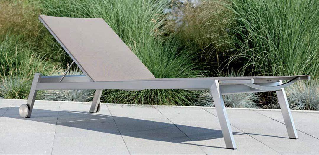 Outdoor Living Objektmobel Katalog 2016 Im Freien Aluminium Sonnenliege