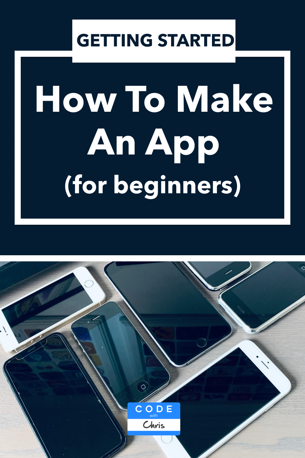 How To Make An App (for beginners)