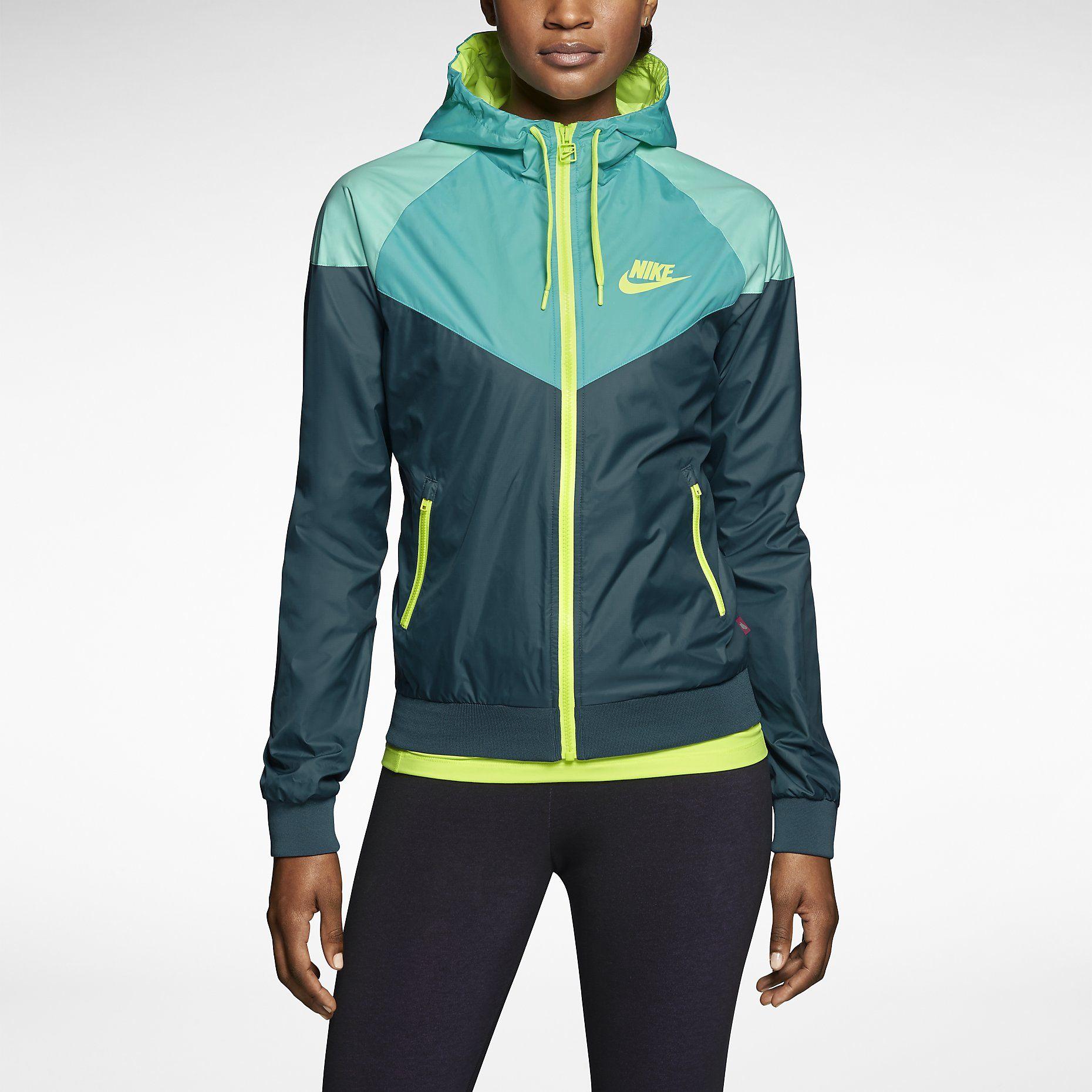 c04254926 Nike Windrunner Women's Jacket. Nike Store | silhouette F14 | Nike ...