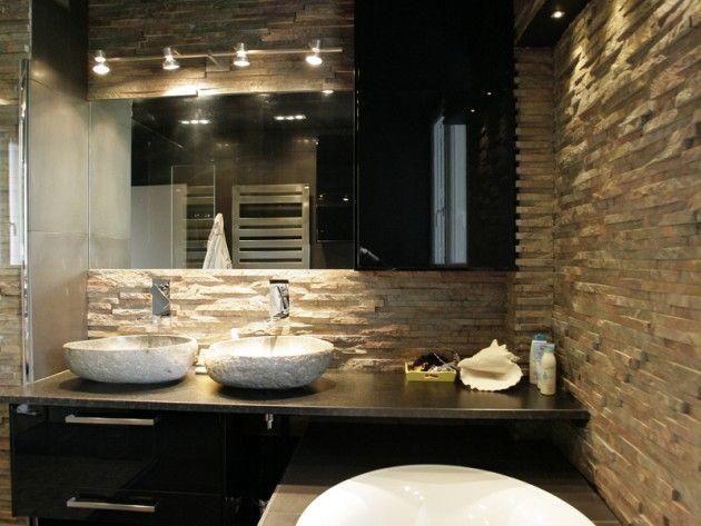vasque en pierre. affordable vasque etna pierre naturelle de lave