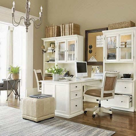 Double Office With Two Sided Desk 21 Rosemary Lane In The Throws Of An