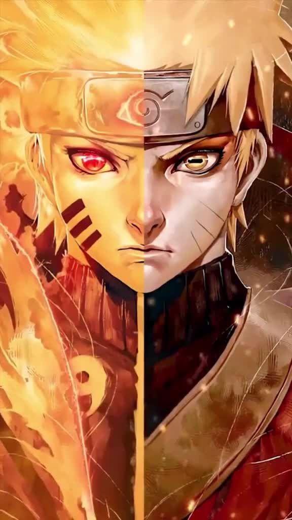 Naruto Live Wallpaper Video Naruto Naruto Phone Wallpaper Cute Anime Character