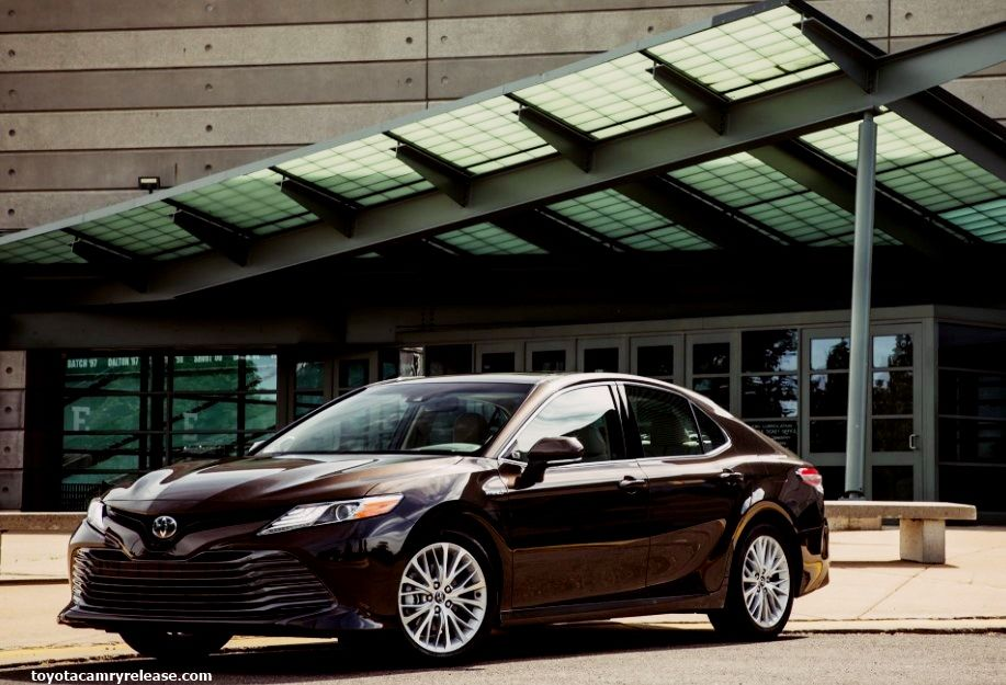 2019 Toyota Camry XLE Hybrid Release Date Toyota camry