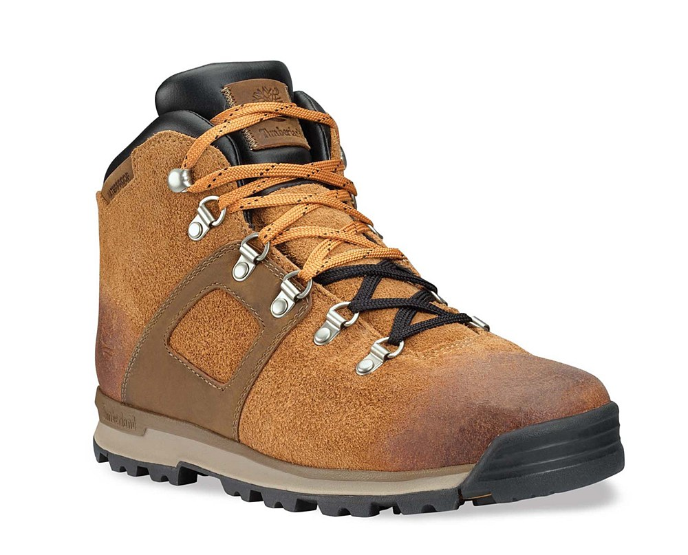 UK Online - Timberland Ek Gt Scramble Mid Leather Waterproof hiking shoes of man