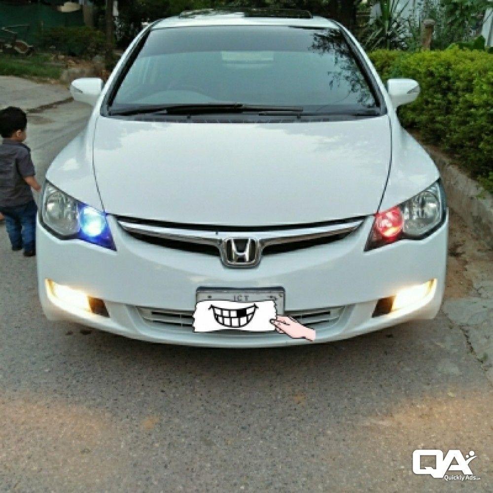 Kelebihan Honda Civic 2007 Harga