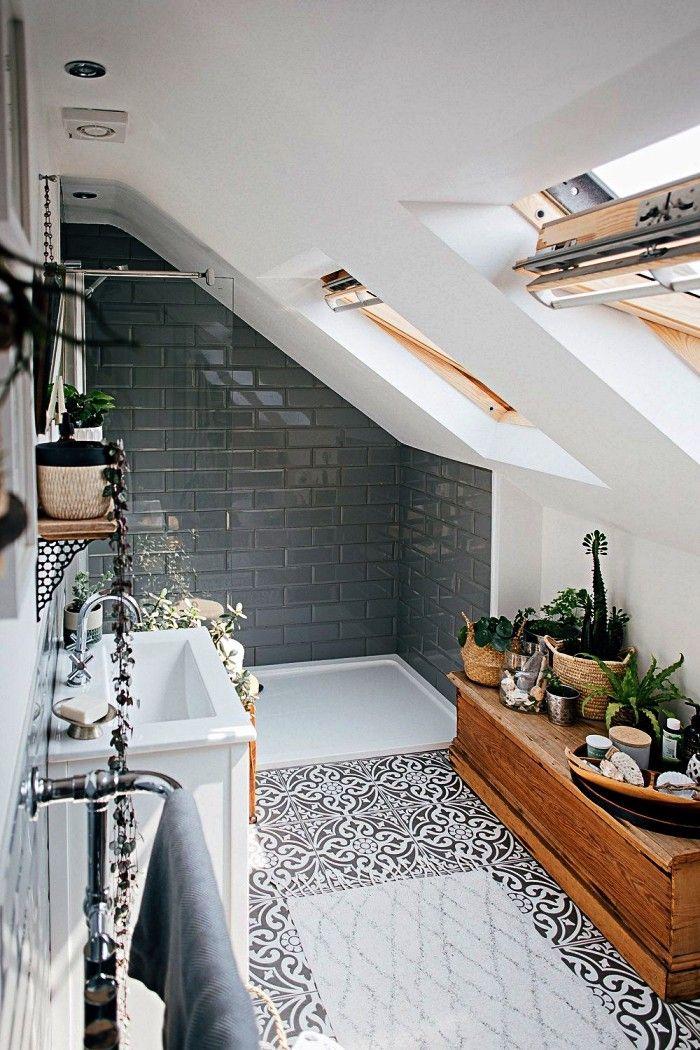 34++ Salle de bain sous pente 5m2 trends