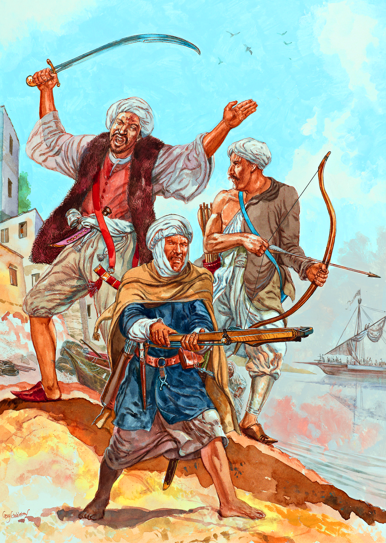 Barbarossa Pirat