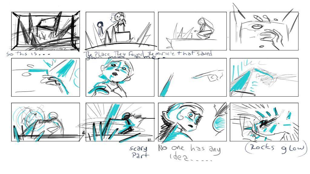 Tom Caulfield Storyboards Pinterest Storyboard and Animation - copy blueprint start animation