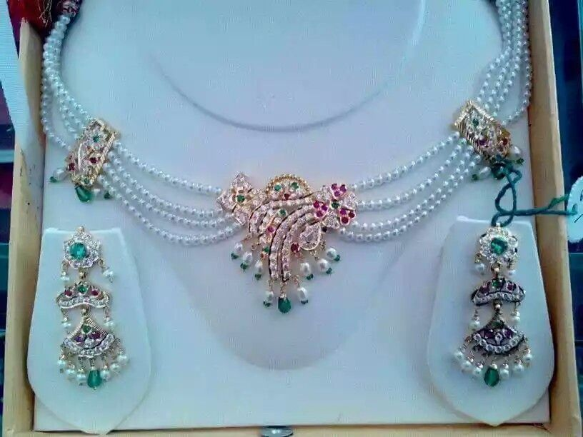 Pin by jaswant ranawat on jewelry   Pinterest   Jewel, Pearls and ...
