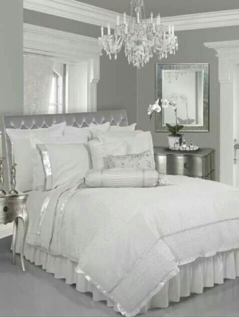 Best All White Bedroom Love It Maybe When All The Kids Are 400 x 300